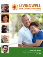 Living Well with Chronic Conditions data report by Living Well with Chronic Conditions Program.