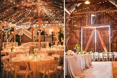 7 ideas para la Iluminación de bodas de interior