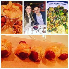 Happiest of Birthdays to my partner in this #culinary journey and best friend my little bro. Here are some highlights of part 1 of your epic #food #bday Polo Bar has the #best #bar #snacks and has a solid #fall pasta. We liked the #pigs in a blanket but it wasn't much better than the frozen ones my aunt makes :). #NYC #nyceats #nycfood #Food #foodie #foodpics #foodporn #vsco #vscopic #treatyoself #fuckthatsdelicious #eeeeeats #eater #eatingfortheinsta #vscofood by chainoffood