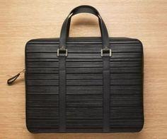 Delvaux for Monocle Briefcase