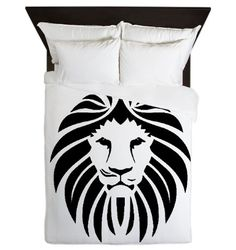 King Of the Jungle Queen Duvet on CafePress.com