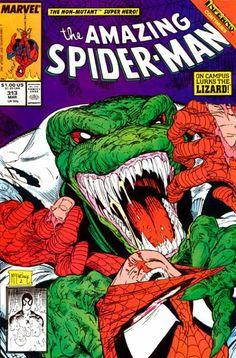 Amazing Spider-Man Marvel Comics Todd McFarlane F Comics Spiderman, Marvel Comics, Marvel E Dc, Marvel Comic Books, Comic Book Characters, Comic Character, Comic Books Art, Book Art, Marvel Universe