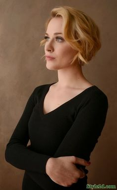 Hairstyles For Short Wavy Hair For Women 2014