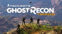 Ghost Recon Wildlands + Sorteo Audifonos y Juegos!