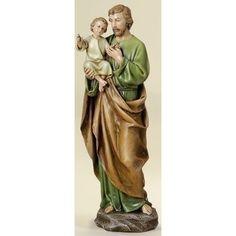 St Joseph Statue -14 inch