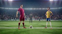 Nike Football: The Last GameComputer Graphics & Digital Art Community for Artist: Job, Tutorial, Art, Concept Art, Portfolio