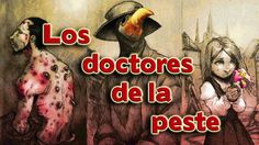 Los doctores de la Peste