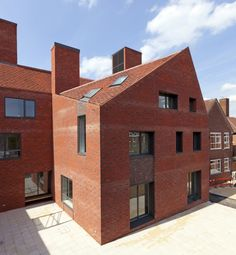 Cottrell & Vermeulen Architecture: Brentwood School Study Centre and Auditorium, London.