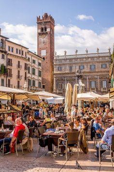 """Una ruta soñada para hacer en coche por """"la otra"""" Italia entre Milán y Roma (en al menos 15 días)"""