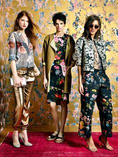 Cool Floral prints for spring