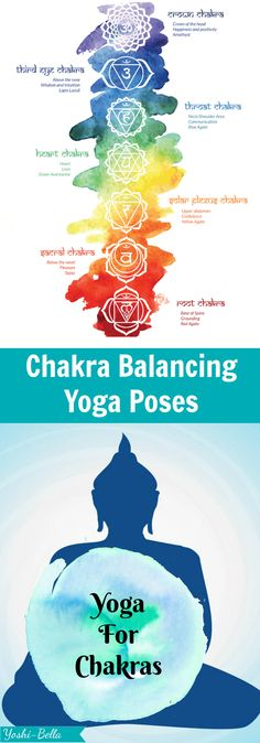 Read Dr. Marie's tips for which yoga poses help to balance each chakra.