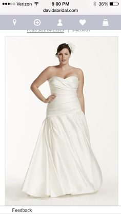 http://www.davidsbridal.com/Product_strapless-satin-a-line-gown-with-ruched-bodice-9mb3651_wedding-dresses-plus-size-dresses