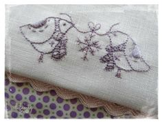 Looking for your next project? You're going to love Hold That Snowflake - stitchery 2 sizes by designer Elefantz.