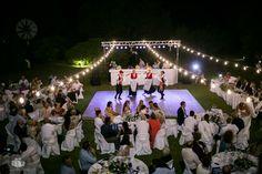 Wedding Reception lights ideas