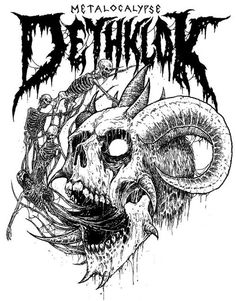 Dethklok isn't even a real band and I can't help but wish they were.