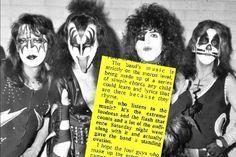 Kiss Seattle Times Review