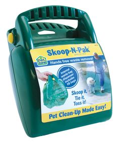Look at this Pet Zone Skoop-N-Pak Dog Waste Management Scoop on #zulily today!