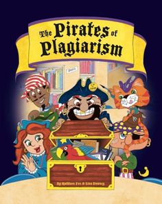 Good for teaching elementary students about plagiarism.