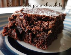 Brownie receta francesa