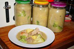 Pickles, Cucumber, Food, Polish Food Recipes, Essen, Meals, Pickle, Yemek, Zucchini