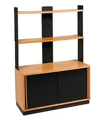 located using cabinet by wilhelm kienzle for embru vintage design storage. Black Bedroom Furniture Sets. Home Design Ideas