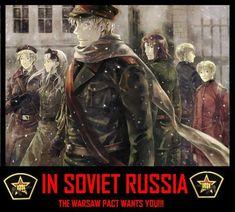 hetalia russia soviet union - Pesquisa Google