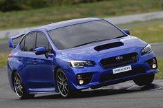 Subaru Impreza WRX-STI, primo test: parecchi affinamenti ed è tutta da guidare  http://www.auto.it/2014/05/14/subaru-impreza-wrx-sti/21596/