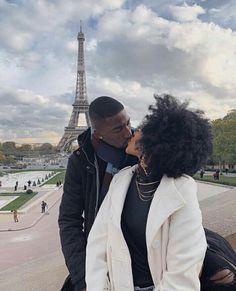Black Relationship Goals, Couple Goals Relationships, Black Love Couples, Cute Couples Goals, My Funny Valentine, Beautiful Couple, Black Is Beautiful, Paris Couple, Couple Aesthetic