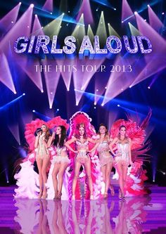 'Girls Aloud: The Hits Tour 2013' official DVD will be released on November 11th! And we can now unveil the track listing and front cover… Pre-order here http://po.st/HitsTouramznFB. Stay tuned for more info coming soon GA x    1. Sound of the Underground 2. No Good Advice 3. Life Got Cold 4. Wake Me Up 5. Jump 6. The Show 7. Love Machine 8. Whole Lotta History 9. Can't Speak French 10. Biology 11. Sexy! No No No... 12. Untouchable 13. On the Metro 14. Call the Shots 15. Something Kinda…