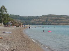 Ververonta Lagoon http://www.akshotels.com/ververonta.html #ververonta #peloponnese #beach