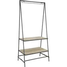 Light&Living Kledingrek OTORA hout 200 x 90 x 50 Furniture Repair, Pallet Furniture, Ladder Bookcase, Outdoor Ideas, Storage Ideas, Wardrobe Rack, Nars, Home Kitchens, Tiny House