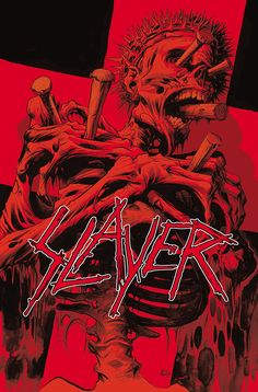 Slayer Comic Book