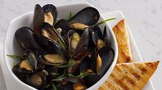 David Chang, Momofuku.Perfect for any season, mussels make a great dish to open up a meal, but also work as a quick and easy dinner option paired with simply a nice side of crusty bread to fill you up and a good beer from Belgium or an IPA if you don't want to cook up a huge meal.