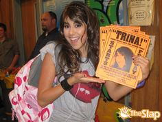 """Trina"" spinoff from ""Victorious"", starring Daniella Monet. Victorious Tv Show, Nickelodeon Victorious, Hollywood Arts, Emma Watson Quotes, Daniella Monet, The Thundermans, Tori Vega, Isla Fisher, Emma Roberts"