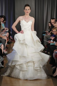 Show-stopping designs from the Ines Di Santo Runway Show, Spring 2013