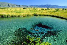 """[youtube= Siguiendo con el Norte les muestro esta hermosa imagen de este asombroso lugar """"El Valle de Cuatrociénegas"""" Considerado un patrimonio de la humanidad al igual que una reserva…"""