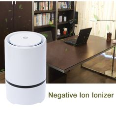 Ionizer air purifier for home negative ion generator AC220V remove Formaldehyde Smoke Dust Purification pm2.5