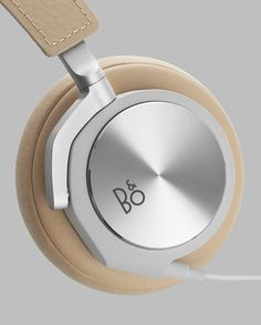 BeoPlay H6 - Beautiful and stylish over-ear headphones made from premium materials. H6 headphones is delivering top of the line sound quality. Read more