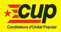 Logotip de Candidatura d'Unitat Popular (1991)