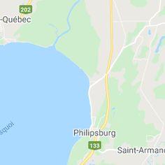 Circuit du Patrimoine - Une sortie à vélo Bedford (Ville), Québec Circuit, Middle, Exit Room