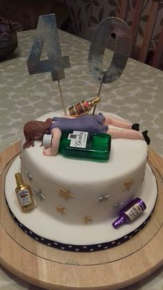 Creative Photo of Cake For Birthday Woman . Cake For Birthday Woman Birthday Drunk Lady Cake Gin Lover Cake Party Ideas In 2019 Birthday Cake For Woman birthdaycakediy 611293349402999770 60th Birthday Cake For Ladies, Funny Birthday Cakes, 60th Birthday Cakes, Funny Cake, 40th Birthday Parties, Birthday Woman, 50th Party, Ideas For 50th Birthday Party For Women, 40th Birthday Party Ideas For Women