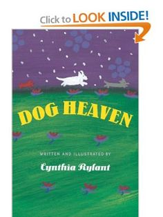 Dog Heaven: Cynthia Rylant: 9780590417013: Amazon.com: Books