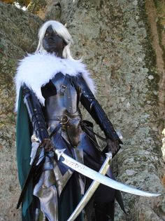 Drizzt Do'Urden. hells yes. The Forgotten Realms
