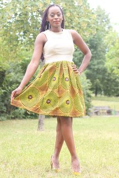 Nelle Stern Made By Africans Nelle-Stern #madeinafrica #madebyafricans #nellestern #africanfashionlovers #africanprints #mode #fashion #loveafricanfashion #dress #africandress