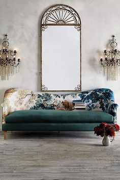 Villa Gates Mirror - anthropologie.com