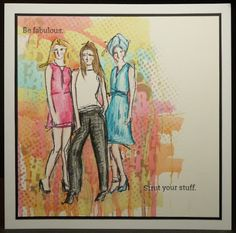 Treasured Moments of Inspiration: Strut your Stuff for That's Crafty