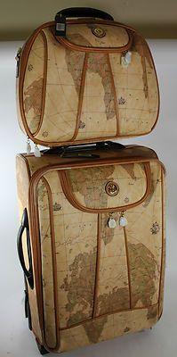 Set de maletas del mundo