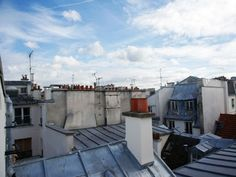 Saint-Germain: Parisian Style Apartment With Roof Top View: 1 BR Vacation Apartment for Rent in 6th Arrondissement St Germain des Pres, France | HomeAway.ca