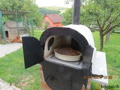 Bathtub White Oven - Forno Bravo Forum: The Wood-Fired Oven Community Wood Oven, Wood Fired Oven, Wood Fired Pizza, Outdoor Oven, Outdoor Cooking, Barbacoa, Pain Pizza, Oven Diy, Outdoor Projects