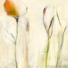 Juliane Sommer - Orange Flower I